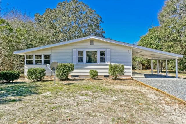 151 NE 33rd Street, Oak Island, NC 28465 (MLS #100104851) :: David Cummings Real Estate Team