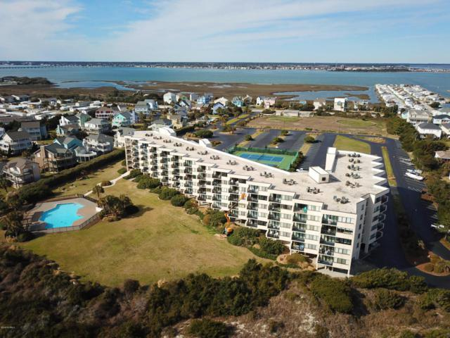 1400 E Fort Macon Road #411, Atlantic Beach, NC 28512 (MLS #100104960) :: Courtney Carter Homes