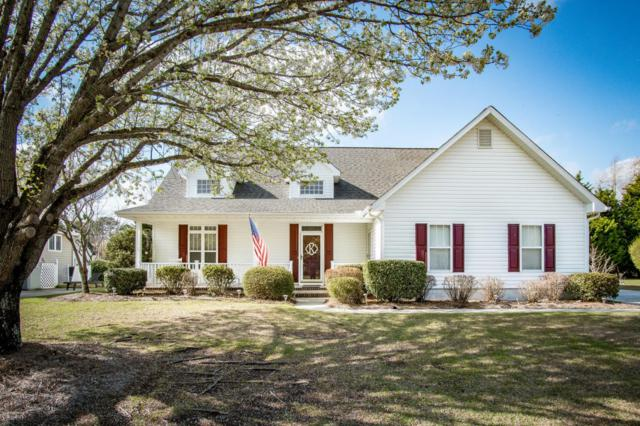 107 Sleepy Court, Morehead City, NC 28557 (MLS #100104961) :: David Cummings Real Estate Team