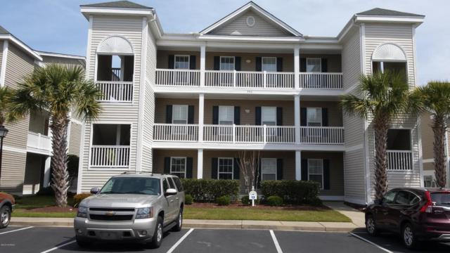 886 Great Egret Circle SW #5, Sunset Beach, NC 28468 (MLS #100104981) :: Courtney Carter Homes