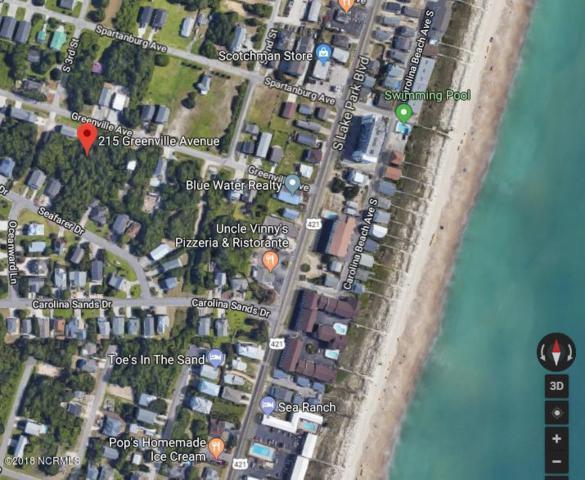 215 Greenville Avenue, Carolina Beach, NC 28428 (MLS #100104984) :: The Oceanaire Realty