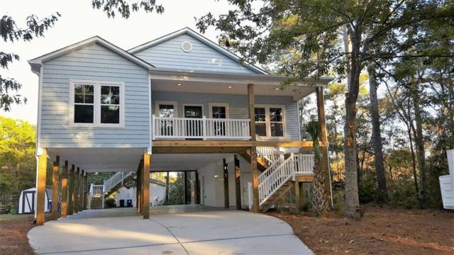 224 NE 36th Street, Oak Island, NC 28465 (MLS #100105167) :: David Cummings Real Estate Team