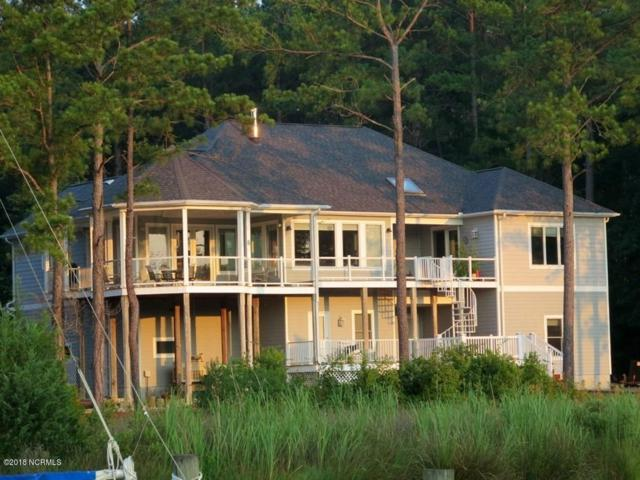 444 Starboard Drive, Oriental, NC 28571 (MLS #100105188) :: The Oceanaire Realty
