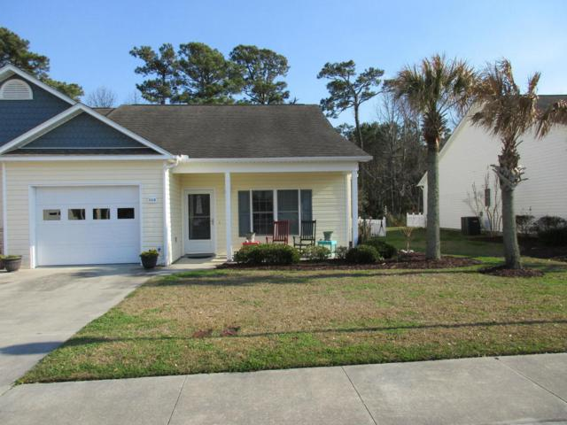 113 Palmetto Place, Beaufort, NC 28516 (MLS #100105227) :: Courtney Carter Homes