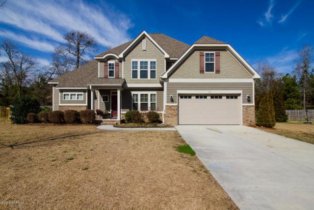 108 Little Bay Drive, Cedar Point, NC 28584 (MLS #100105258) :: Courtney Carter Homes