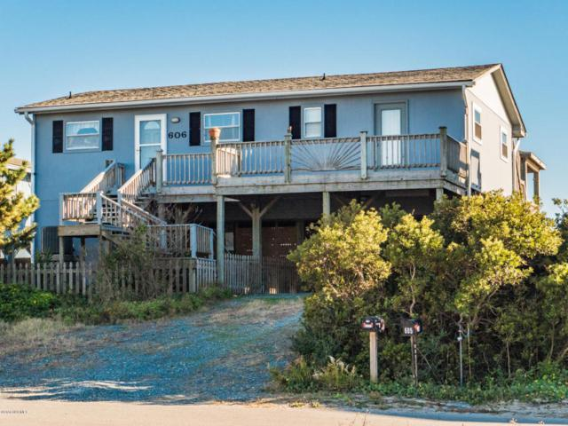 606 N Shore Drive, Surf City, NC 28445 (MLS #100105305) :: Courtney Carter Homes