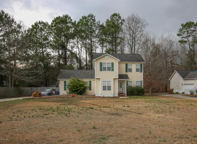 108 Waterfall Drive, Jacksonville, NC 28540 (MLS #100105375) :: The Keith Beatty Team
