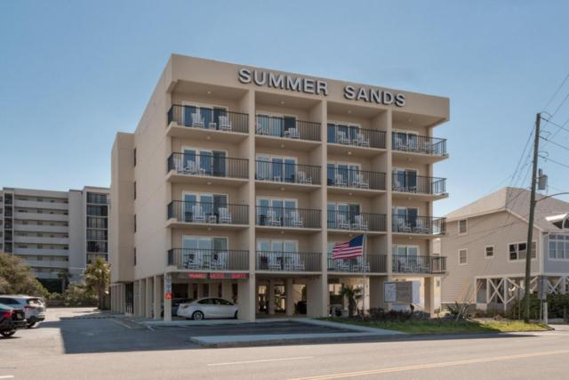 104 S Lumina Avenue #106, Wrightsville Beach, NC 28480 (MLS #100105385) :: The Oceanaire Realty