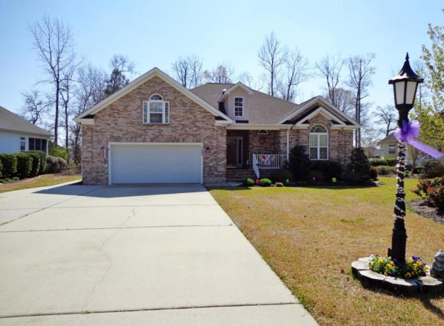 1201 Moultrie Drive NW, Calabash, NC 28467 (MLS #100105487) :: Courtney Carter Homes