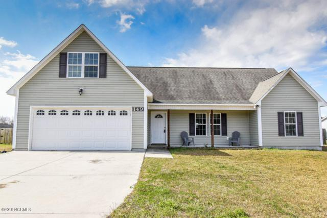 149 Christy Drive, Beulaville, NC 28518 (MLS #100105541) :: Courtney Carter Homes