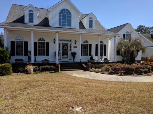 1504 Dills Creek Lane, Morehead City, NC 28557 (MLS #100105571) :: RE/MAX Essential