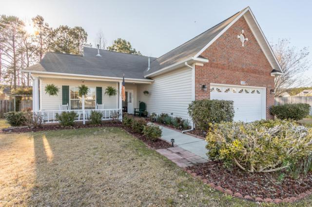 102 Belwood Court, Jacksonville, NC 28540 (MLS #100105583) :: Century 21 Sweyer & Associates