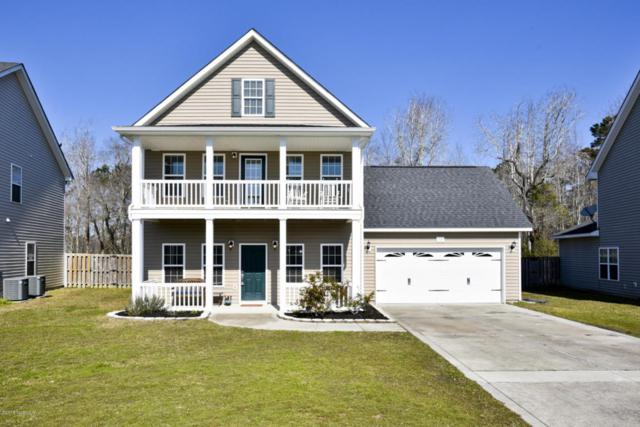 116 Long Pond Drive, Sneads Ferry, NC 28460 (MLS #100105652) :: Courtney Carter Homes