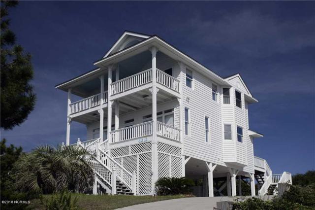6612 Ocean Drive, Emerald Isle, NC 28594 (MLS #100105689) :: Century 21 Sweyer & Associates