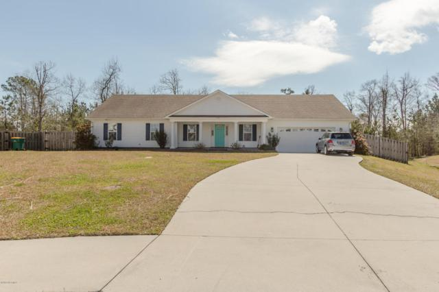 209 Pigeon Lane, Swansboro, NC 28584 (MLS #100105690) :: Courtney Carter Homes