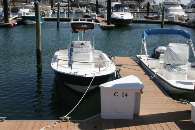 14 Harbor Marina Dr C Drive C-14, Hampstead, NC 28443 (MLS #100105755) :: Courtney Carter Homes