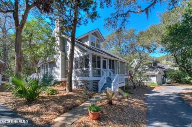 28 Ibis Roost, Bald Head Island, NC 28461 (MLS #100105766) :: Century 21 Sweyer & Associates