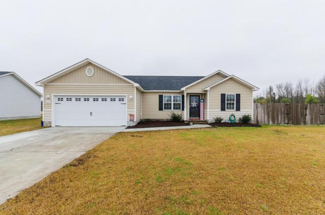 237 Wingspread Lane, Beulaville, NC 28518 (MLS #100105779) :: Courtney Carter Homes