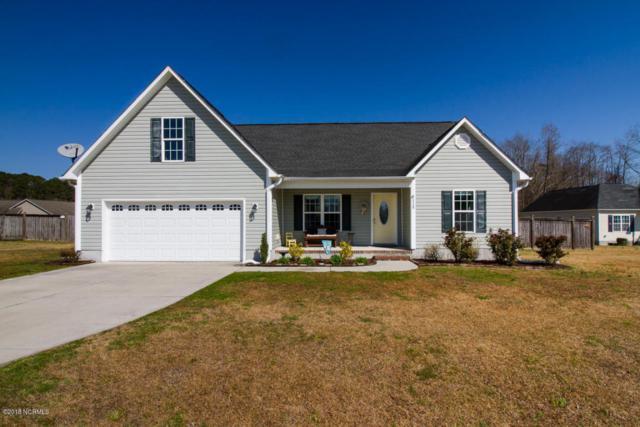 115 Killis Boulevard, Richlands, NC 28574 (MLS #100105791) :: Courtney Carter Homes