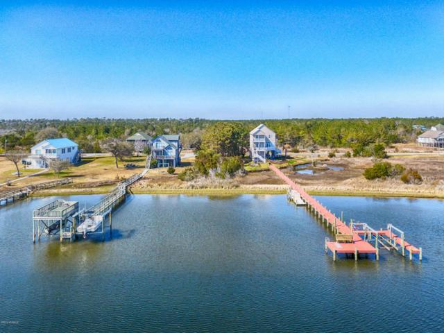 221 Waterway Drive, Sneads Ferry, NC 28460 (MLS #100105820) :: The Oceanaire Realty