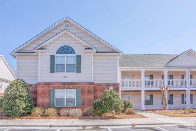 1418 Willoughby Park Court #1, Wilmington, NC 28412 (MLS #100105829) :: David Cummings Real Estate Team