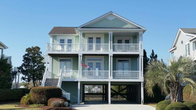 342 Marker Fifty Five Drive, Holden Beach, NC 28462 (MLS #100105881) :: Century 21 Sweyer & Associates