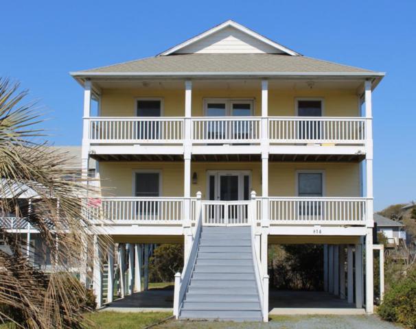814 N Anderson Boulevard, Topsail Beach, NC 28445 (MLS #100105884) :: Harrison Dorn Realty