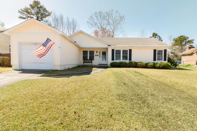 2039 Hunters Ridge Drive, Midway Park, NC 28544 (MLS #100105898) :: Courtney Carter Homes