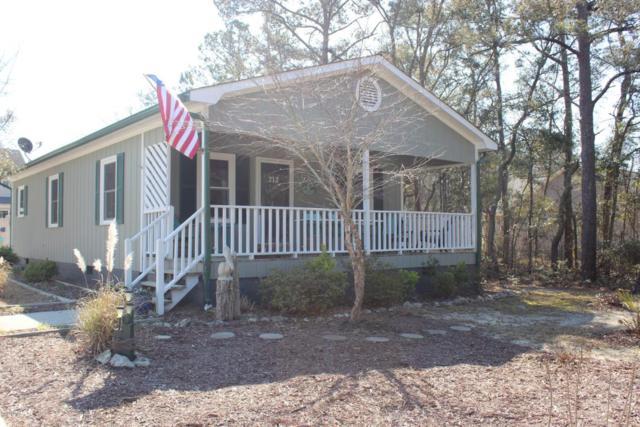 212 NE 34th, Oak Island, NC 28465 (MLS #100105908) :: David Cummings Real Estate Team