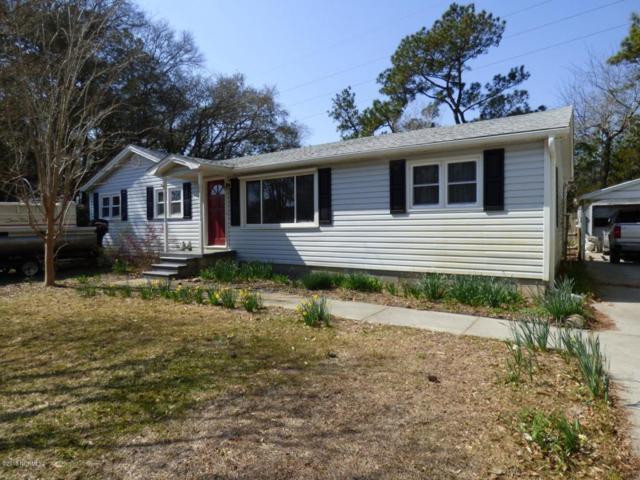 206 Bonita Street, Cape Carteret, NC 28584 (MLS #100105924) :: Courtney Carter Homes