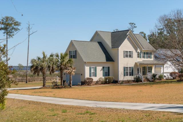 419 S Plantation Lane, Swansboro, NC 28584 (MLS #100105929) :: Century 21 Sweyer & Associates
