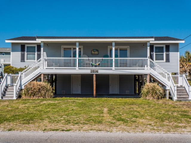 1614 S Anderson Boulevard, Topsail Beach, NC 28445 (MLS #100105964) :: Harrison Dorn Realty