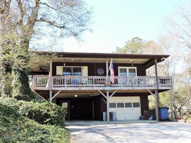 123 Shorerush Drive, Emerald Isle, NC 28594 (MLS #100106024) :: Century 21 Sweyer & Associates