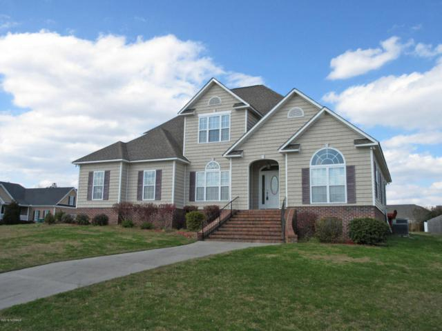 909 Morganser Drive, Swansboro, NC 28584 (MLS #100106062) :: Courtney Carter Homes