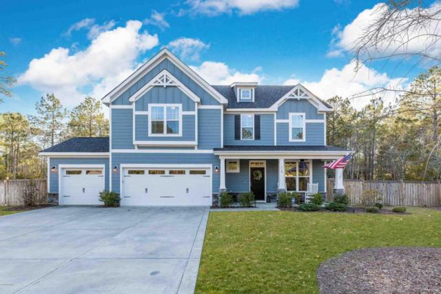 110 Snow Goose Lane, Sneads Ferry, NC 28460 (MLS #100106124) :: The Oceanaire Realty