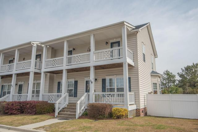 38 Ketch Drive, Swansboro, NC 28584 (MLS #100106147) :: Coldwell Banker Sea Coast Advantage