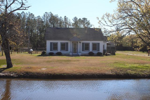 275 Lazy Lane, Engelhard, NC 27824 (MLS #100106154) :: Courtney Carter Homes