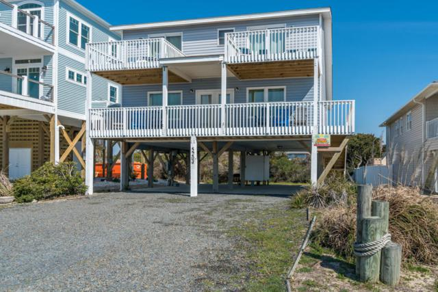 5204 E Beach Drive, Oak Island, NC 28465 (MLS #100106157) :: Courtney Carter Homes