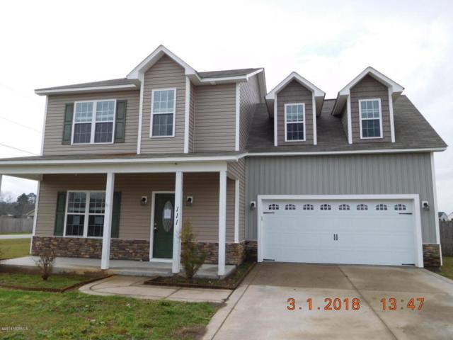 111 Buckhaven Drive, Richlands, NC 28574 (MLS #100106160) :: Courtney Carter Homes