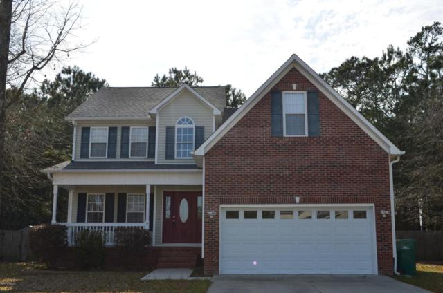 110 Forest Lane, Swansboro, NC 28584 (MLS #100106162) :: Donna & Team New Bern
