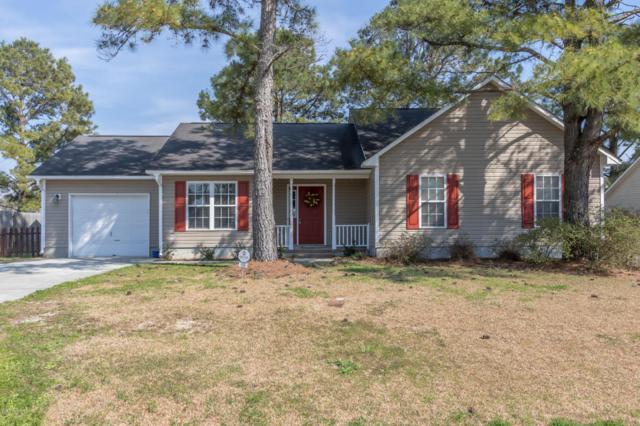 105 Bennie Court, Jacksonville, NC 28540 (MLS #100106185) :: RE/MAX Essential