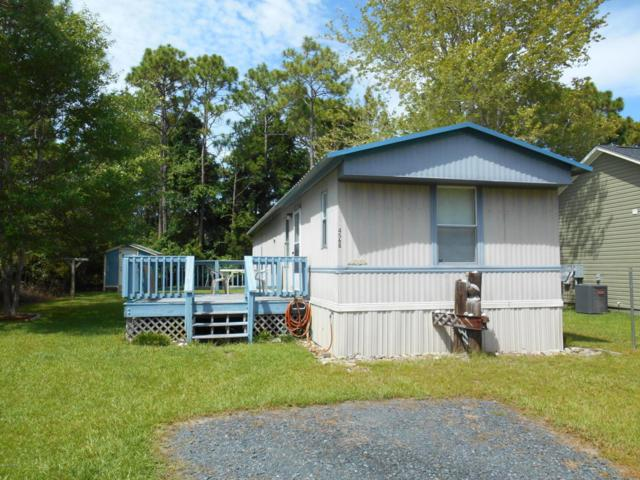 4568 Bald Cypress Drive SE, Southport, NC 28461 (MLS #100106243) :: The Keith Beatty Team
