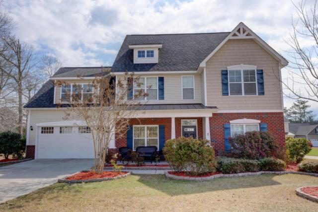 152 Old Millstone Landing Landing, Sneads Ferry, NC 28460 (MLS #100106252) :: The Oceanaire Realty