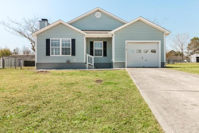 305 Benjamin Court, Jacksonville, NC 28540 (MLS #100106292) :: The Oceanaire Realty
