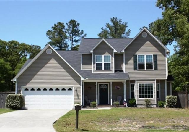 102 Saint Road, Richlands, NC 28574 (MLS #100106321) :: Terri Alphin Smith & Co.