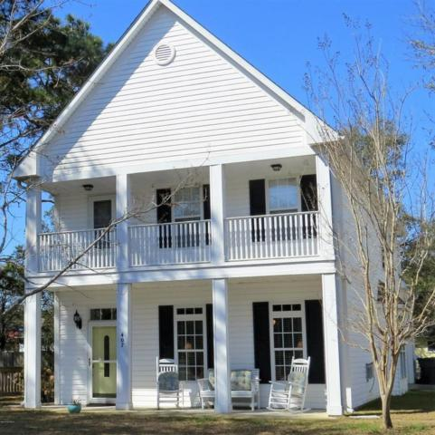 407 Mcglamery Street, Oak Island, NC 28465 (MLS #100106332) :: David Cummings Real Estate Team