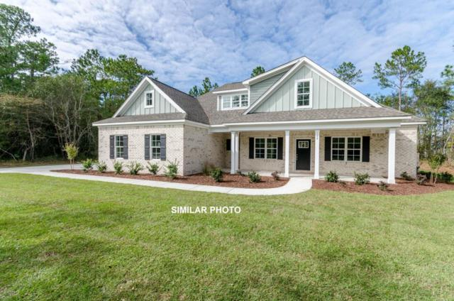 404 Sawgrass Cove, Sneads Ferry, NC 28460 (MLS #100106375) :: The Oceanaire Realty