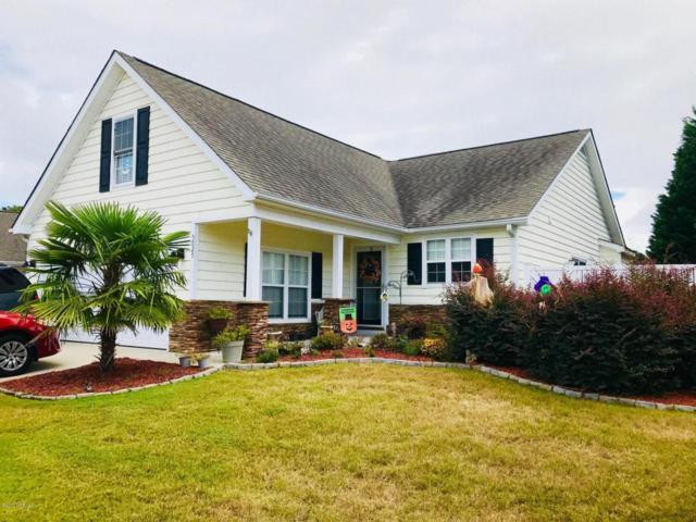 5025 Glen Cove Drive SE, Southport, NC 28461 (MLS #100106392) :: David Cummings Real Estate Team