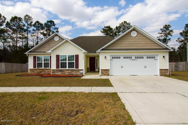 205 Riverstone Court, Jacksonville, NC 28546 (MLS #100106402) :: The Oceanaire Realty