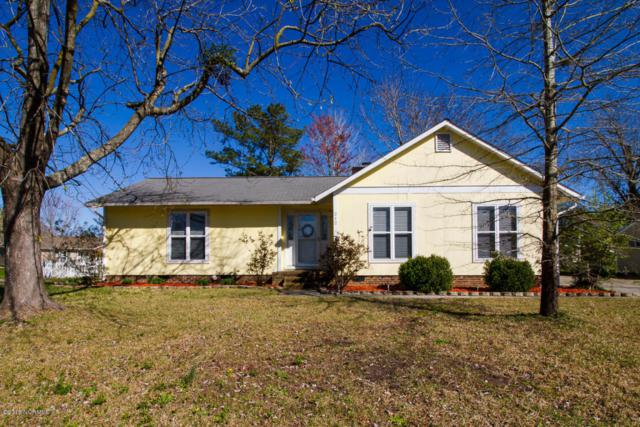 212 Branchwood Drive, Jacksonville, NC 28546 (MLS #100106406) :: The Oceanaire Realty